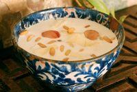 """Recette de soupe froide aux amandes (""""ajoblanco"""")"""