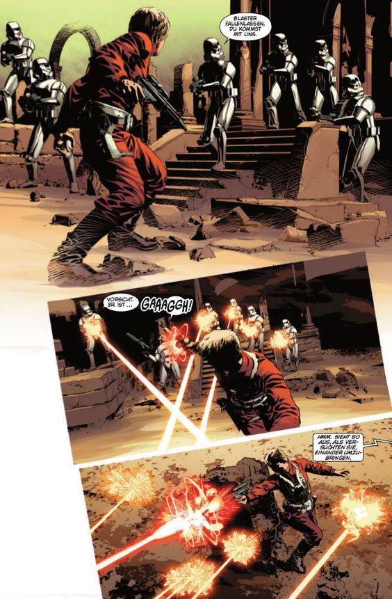 Star Wars Union - Vorschau auf das Finale von Vader Down in Deutschland - Nachrichten