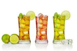 Metabolism-Boosting Iced Teas