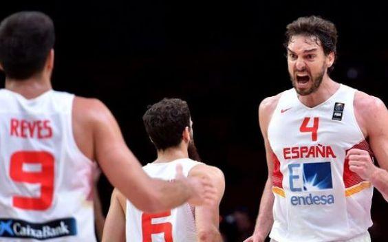 EuroBasket: Terzo successo per la Spagna Eurobasket2015, la Spagna sul gradino più alto del podio, schiacciata la Lituania, gli iberici si godono la meritata vittoria, la cavalcata delle furie rosse si conclusa nel migliore dei modi. Terzo  #euro2015 #basket #italia #eurobasket2015