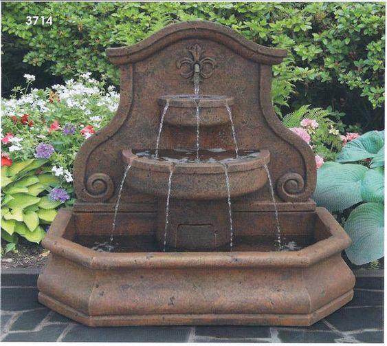 tuscany wall fountain - photo#1