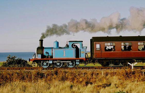 16 - 'Thomas' by the sea