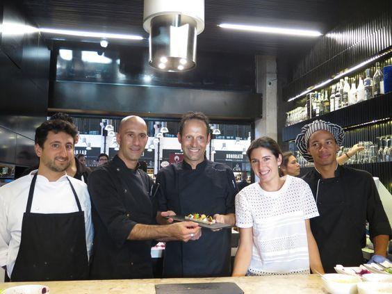 Pascal Meynard & Maria Calheiros, com a equipa da TARTAR-IA