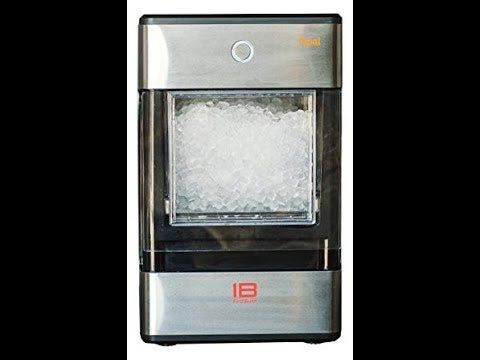 New Review Opal Nugget Ice Maker Countertop Nugget Ice Maker