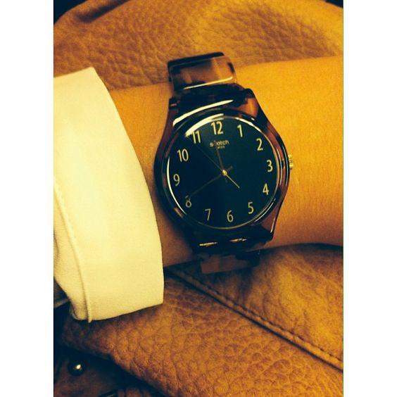 ECAILLE http://swat.ch/_Ecaille_ #Swatch
