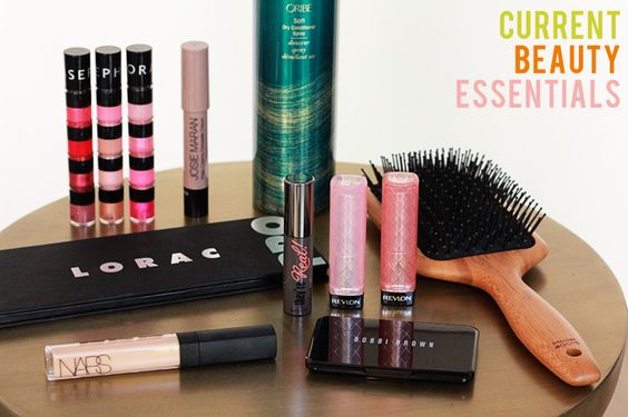 Beauty essentials!