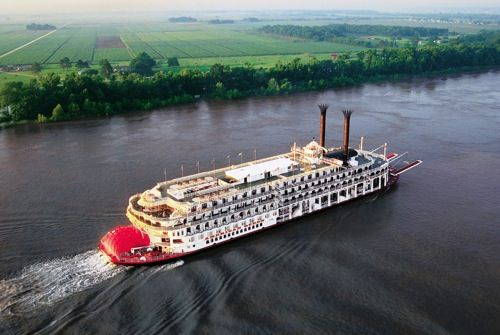 River Cruising in America Surges: American Queen Steamboat Company introduces their new ship,the American Empress, which will traverse the Columbia River and the Snake River in the Pacific Northwest beginning this year.