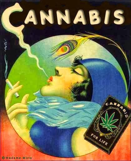 Cannabis for life | Anonymous ART of Revolution