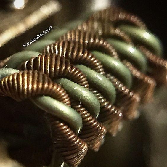 """Another angle of the staple tiger wire... #vape #vaping #vapelyfe #vapeporn #vaperzreview #dripclub #dripgirls #coilart #coilporn #coilsmith #coilskills…"""