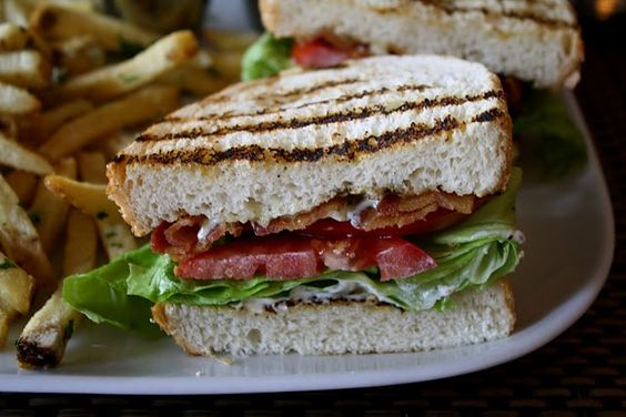 Seriously there is nothing better in all of Food-dom than a BLT.