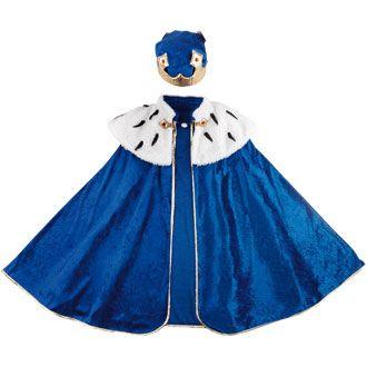 Dress up as a prince