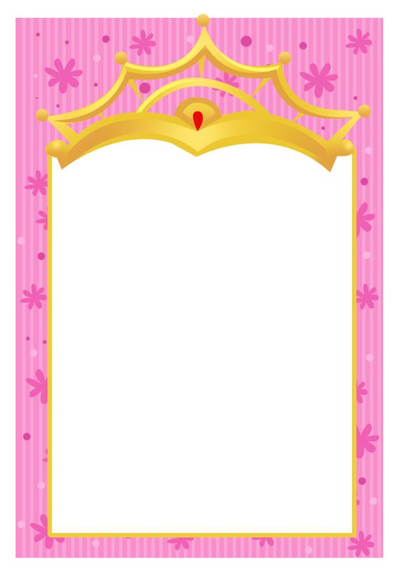 free printable princess valentines day cards
