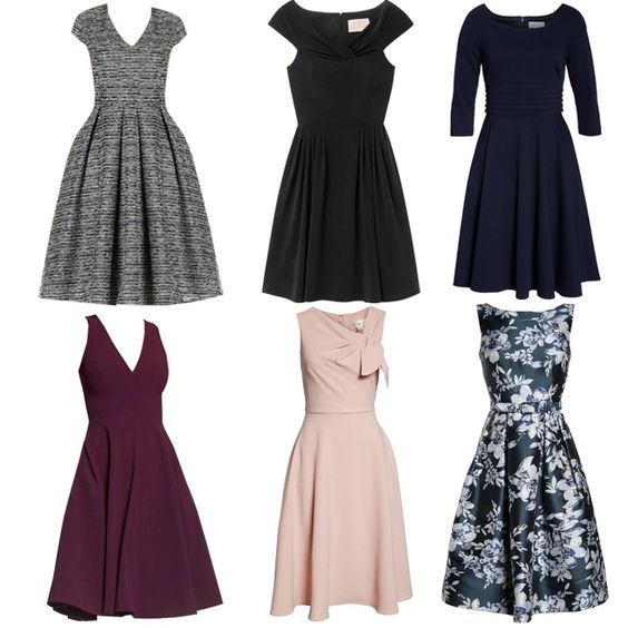 Dresses for pear shaped body  fashion over 40  style  fashion  40plusstylecom