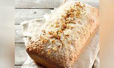Receta:  Pan de avena