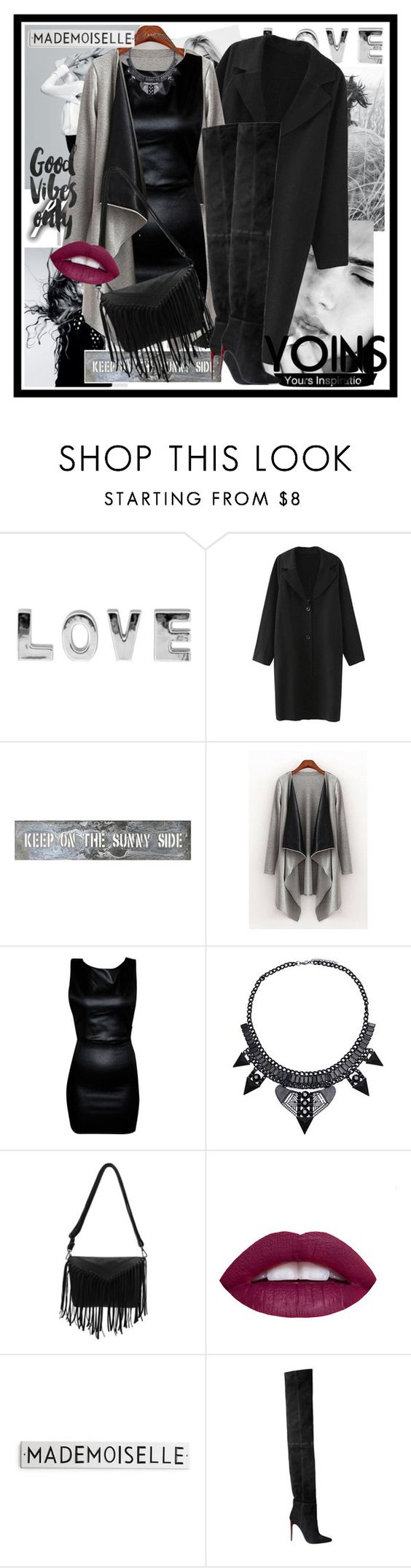 """""""Make it yours"""" by lucija ❤ liked on Polyvore featuring Magdalena, Sugarboo Designs, Balmain, women's clothing, women, female, woman, misses, juniors and yoinsandfollow"""