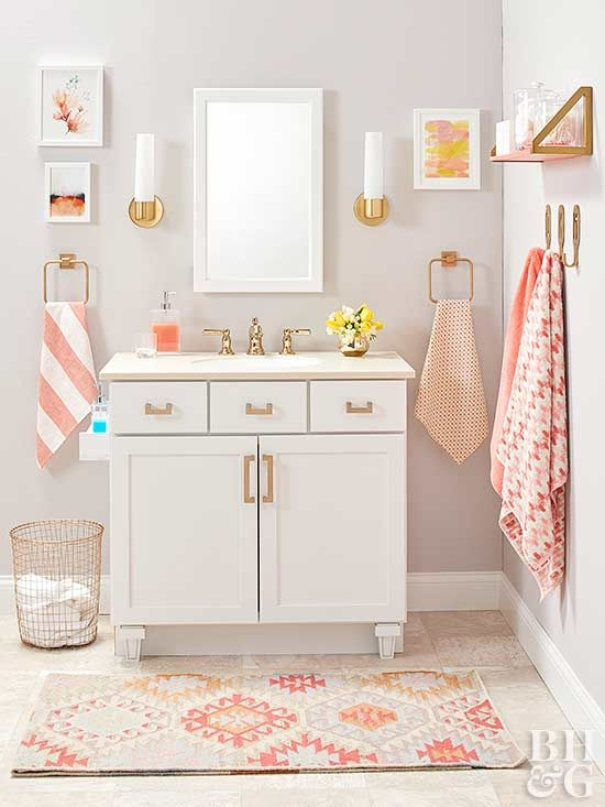Here S The Best Way To Clean Your Bathroom Rug Bathroom Cleaning