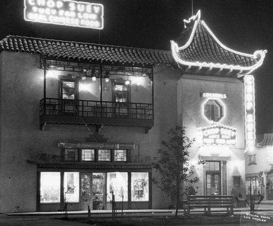 Harry Quillen's Chinatown - Film Bridge Locations
