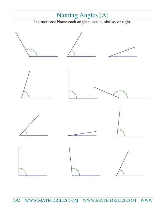 math worksheet : geometry worksheet  naming angles a  teacher ideas  : Math Geometry Worksheets
