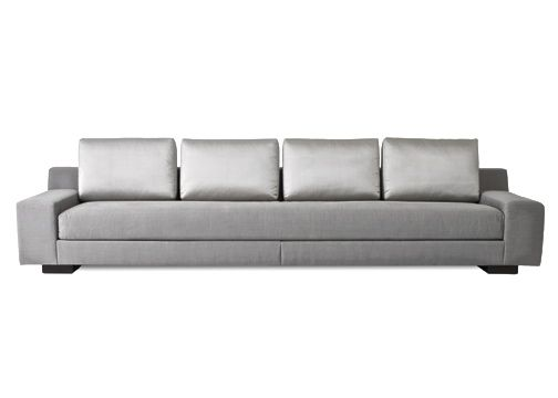 Living room design ideas grey sofa - Augustin Sofa By French Architect Christian Liaigre