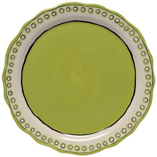 Found it at Wayfair - Colors Charger/Platter