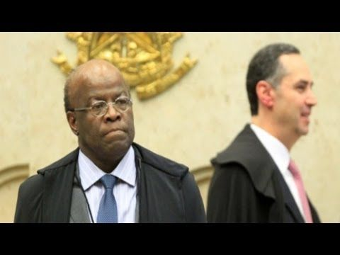 DESABAFO DE JOAQUIM BARBOSA - Um Alerta ao Brasil