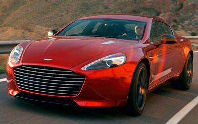 El Aston Martin Rapide S —un turismo de cinco puertas y cuatro plazas— se pondrá a la venta en febrero a un precio todavía sin determinar. Es una actualización del Aston Martin Rapide, un modelo que se puso a la venta en 2010 y que en la actualidad tiene un coste de 228 781 euros.