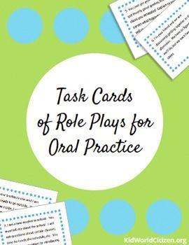 Spanish Oral Practice 19