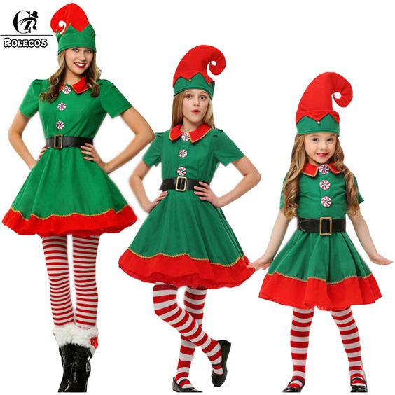 Christmas Costume Ideas.Family Christmas Photo Outfit Ideas Make Holidays Bright