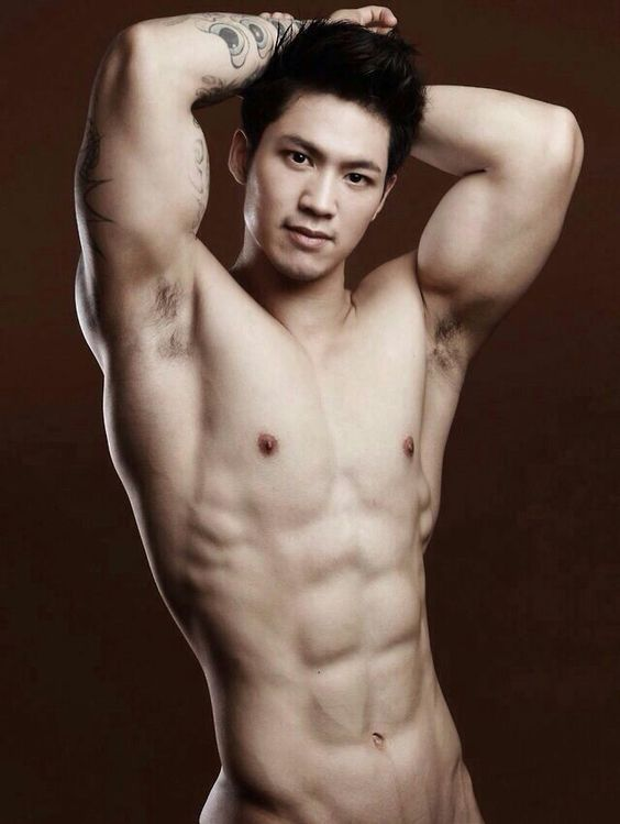 Handsomely hot