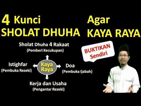 Cara Sholat Dhuha Agar Kaya Raya Lengkap Ust Mahmud Asy Syafrowi Youtube
