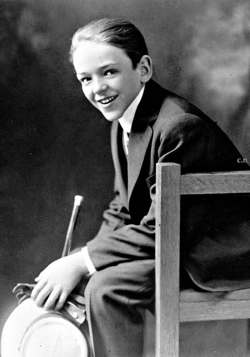 What a cheeky, cheery chappie that young Fred Astaire was. -born on the 10th of May