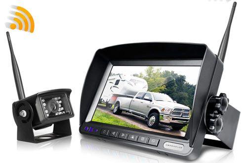 Zeroxclub Digital Wireless Backup Camera System Kit Wireless Backup Camera System Backup Camera System Wireless Backup Camera