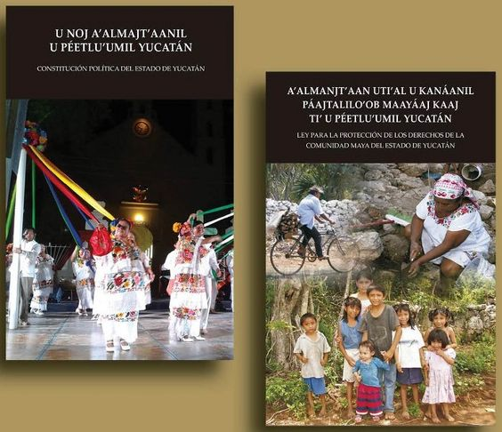 Por vez primera traducen Constitución de Yucatán a Lengua Maya