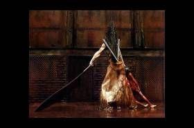 Pyramid Head Silent Hill 1 the movie