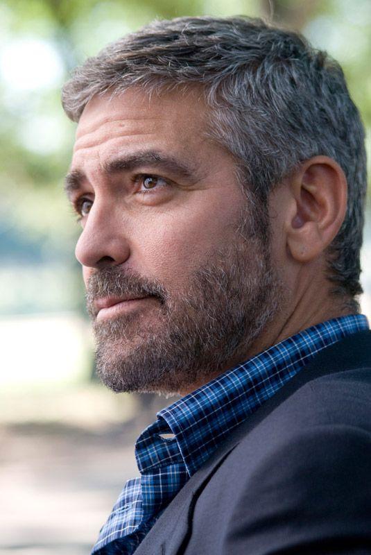 George Clooney Burn After Reading George Clooney Style George Clooney Mens Hairstyles