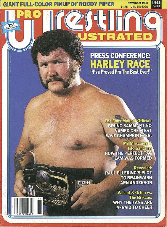 The King Harley Race