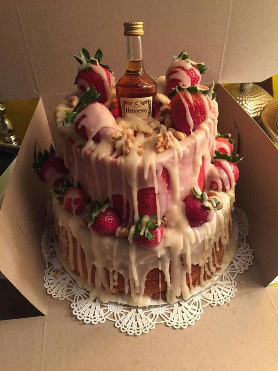 hennessy cake recipes