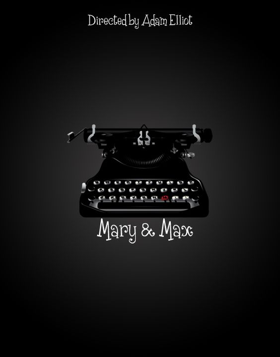 Mary and Max (2009)- Best Picture, Original Screenplay, Animated Feature*