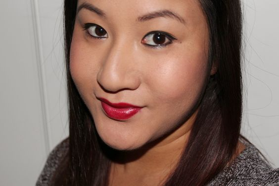 PIXI Tinted Brilliance Balm in Rosy Red ~ Raining Cake | A UK Fashion and Beauty Blog