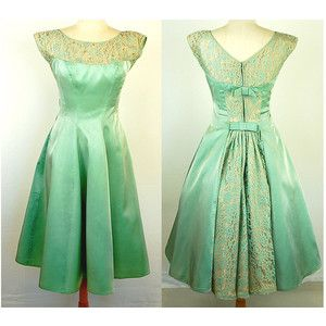 Bridesmaid dresses in green lace - Google Search