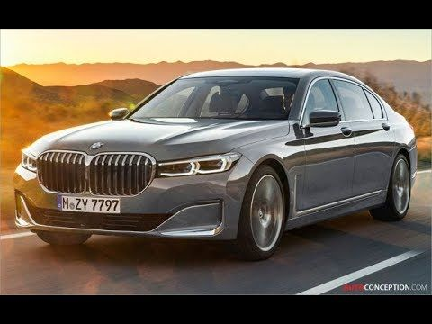 New Bmw 7 Series Unveiled With Refreshed Styling Bmw Series Bmw