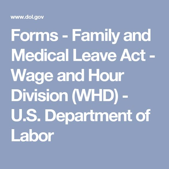 How does the California Family Rights Act (CFRA) leave differ from - family medical leave act form