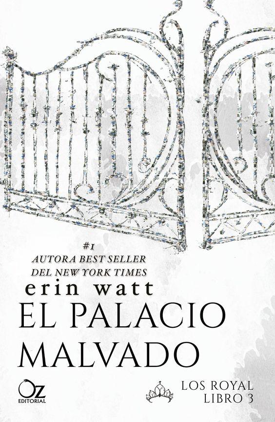 El palacio malvado, Erin Watt