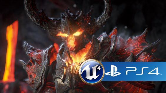 Unreal Engine 4 UDK Para PlayStation 4 Demo 2014  Veja a Unreal Engine 4 UDK para PlayStation 4 Demo 2014 trailer da nova geração de videogames na Unreal Engine 4 UDK para PlayStation 4 Demo 2014