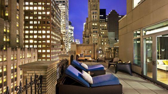 Suites para una noche de lujo en Nueva York - Un viaje por las suites más exclusivas de Manhattan
