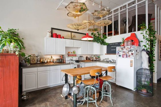 Amazing Bohemian loft in Mission - Apartments for Rent in San Francisco