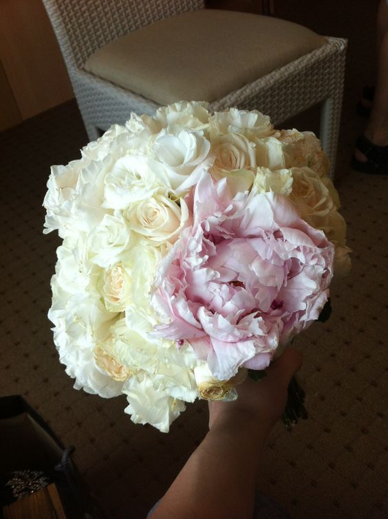 My bouquet!