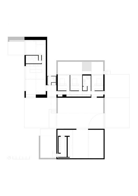 Gallery Of House Lessans Mcgonigle Mcgrath 25 House New House Plans Architect Design