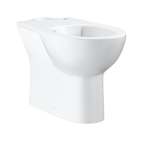 Grohe Bau Keramik Stand Tiefspul Wc Kombination Abgang Senkrecht Weiss Kombination Keramik Bau