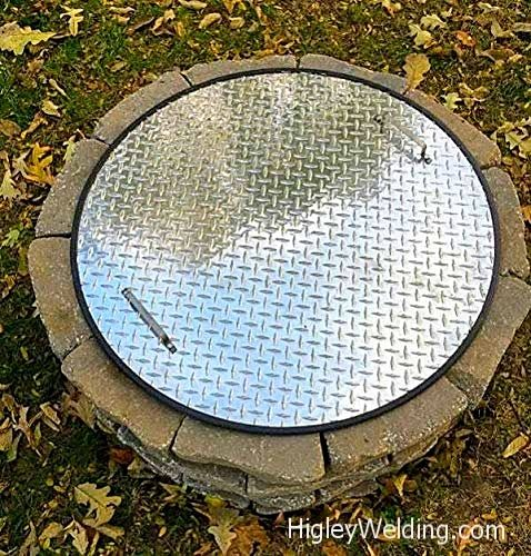 Pin On Metal Conical Shaped Dome Fire Pit Snuff Covers